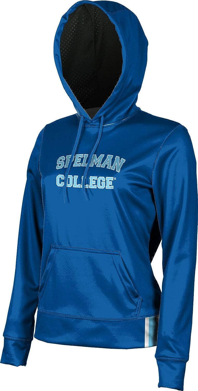 Solid School Spirit Sweatshirt ProSphere Spelman College Girls Pullover Hoodie