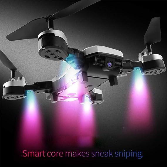 RC Quadcopter Drone HD FPV Gran Plegado Larga Vida útil Vida Altitud Flotando Aéreo Gesticular Fotografiar Grabación Control remoto Avión Drone Aviones ...