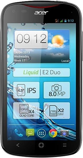 Acer Liquid E2 Duo - Smartphone libre Android (pantalla 4.5 ...