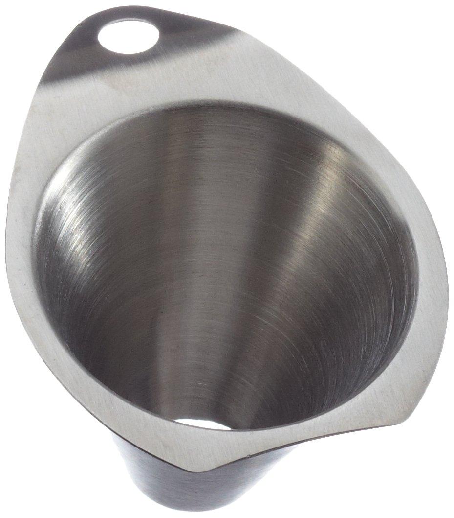Cole & Mason Salt and Pepper Refill Funnel, Stainless Steel, Silver, 4.7 cm DKB Household UK Ltd H699940