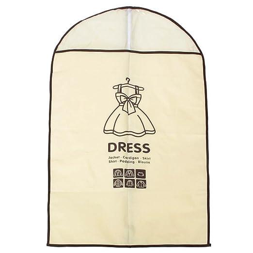 welim prueba de polvo ropa bolsa fundas de almacenamiento funda ...