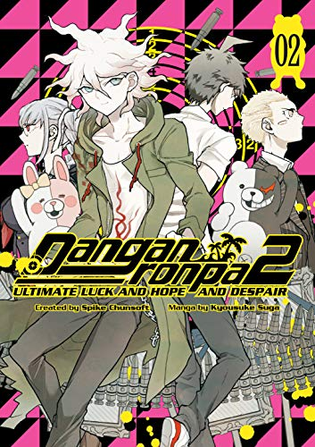 Pdf Graphic Novels Danganronpa 2: Ultimate Luck and Hope and Despair Volume 2