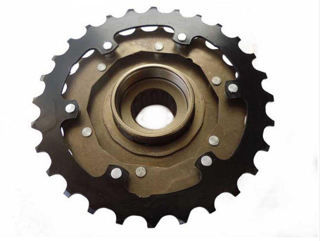 6 Speed Bicycle Gear Sprocket Cog Sprocket Cassette 14-28T