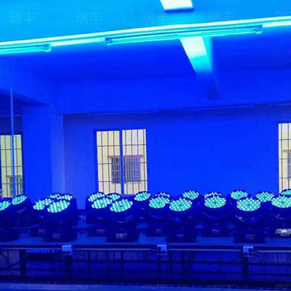 SENDERPICK 360 W Moving Head effetto luce stadio 4 in 1 Zoom RGBW Moving Head Lighting luce da festa. DMX512 luce da palcoscenico luce da discoteca
