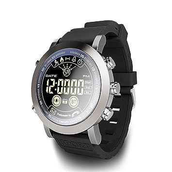 CCYOO Smart Watch Hombres IP68 A Prueba De Agua 610Mah ...