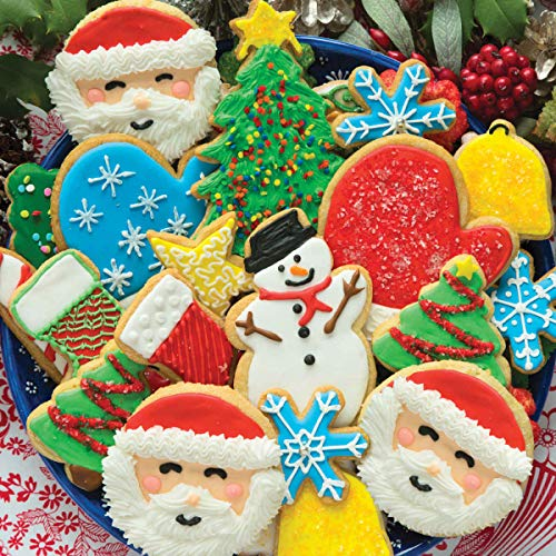 DIY 5D Diamond Painting Kits for Kids Adults Beginners Full Drill Embroidery Dotz by TOCARE,35x35cm Christmas Cookie