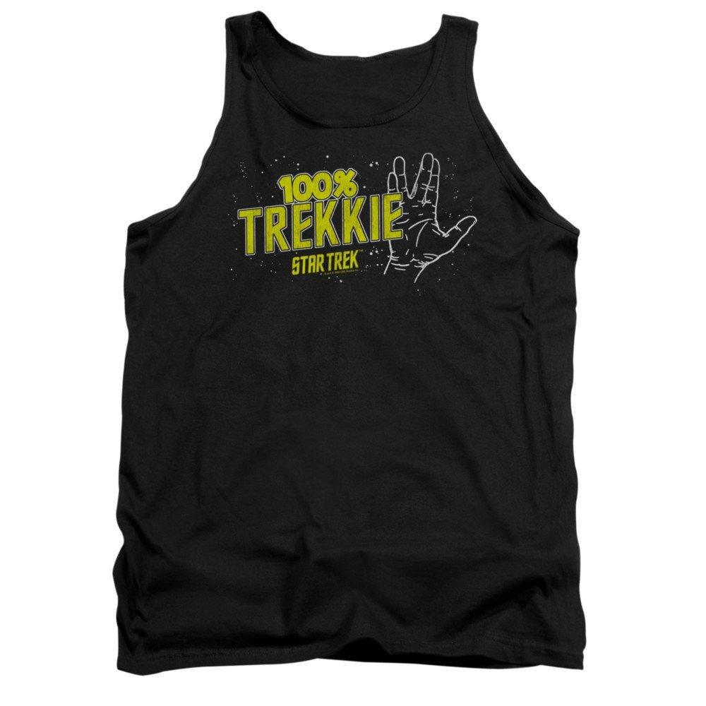 Star Trek Trekkie Adult Tank Top