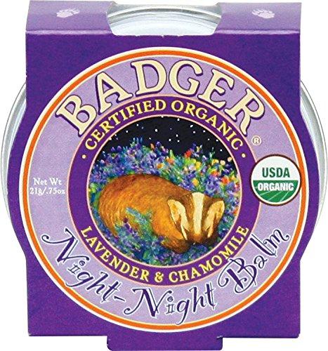 Badger Night Night Balm - .75 oz Tin