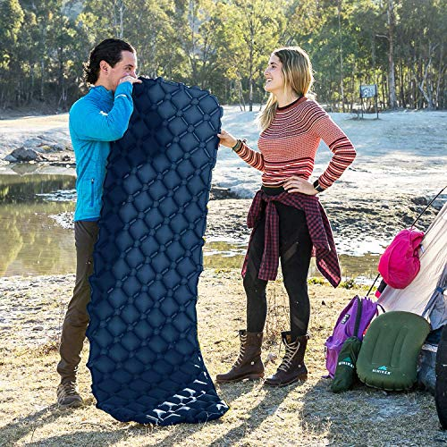 best cold weather sleeping pads