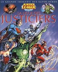 La Ligue des Justiciers par Sabine Boccador