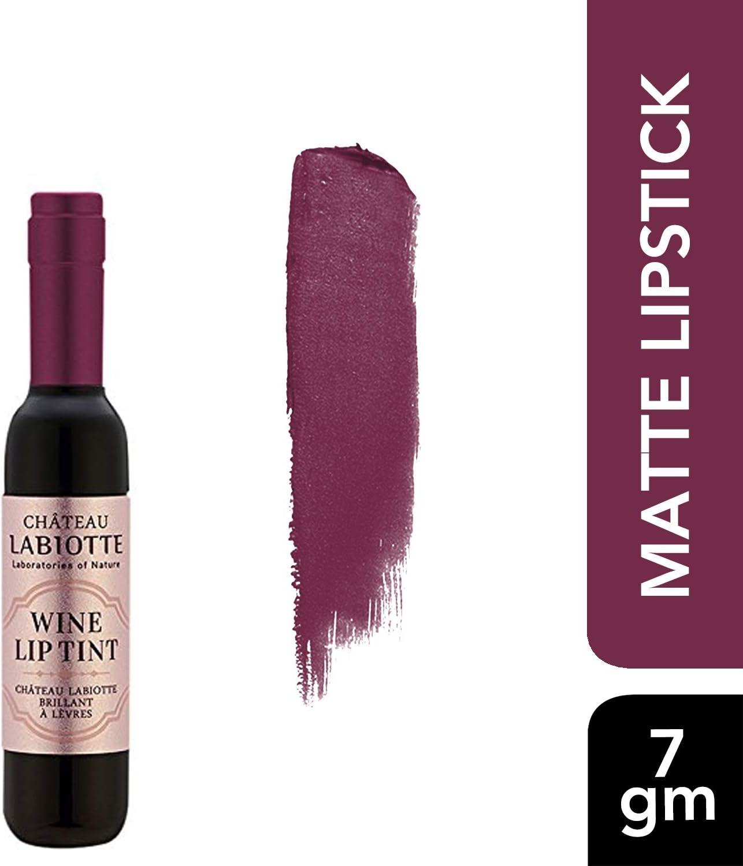 CHATEAU LABIOTTE Wine Lip Tint - RD03 Merlot Burgundy