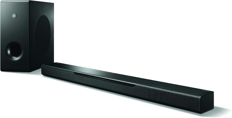Yamaha YAS408BL Soundbar 3D Surround Sound with DTS Virtual:X