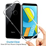 Soft TPU Transparent Fit Protector Case for Huawei