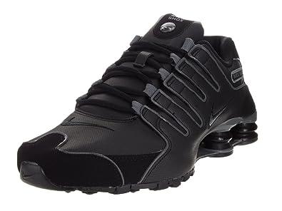 online store b5d20 cbff9 Nike Mens Shox NZ SL Running Shoes