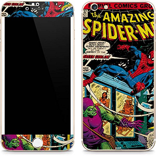 pretty nice 03a62 e222e Skinit Marvel Comics Spiderman iPhone 6/6s Plus Skin - Officially Licensed  Marvel/Disney Phone Decal - Ultra Thin, Lightweight Vinyl Decal Protection