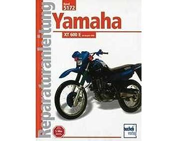 repair instructions yamaha xt 600 e 90 amazon co uk car motorbike rh amazon co uk 1989 Yamaha Xt600 1990 Yamaha Xt600 Custom