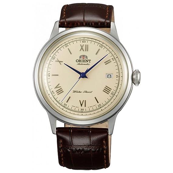 Orient ER2400CN - Reloj color marrón