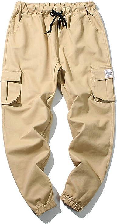 Pantalones Harlan de Lona para Hombre Pantalones Cargo ...