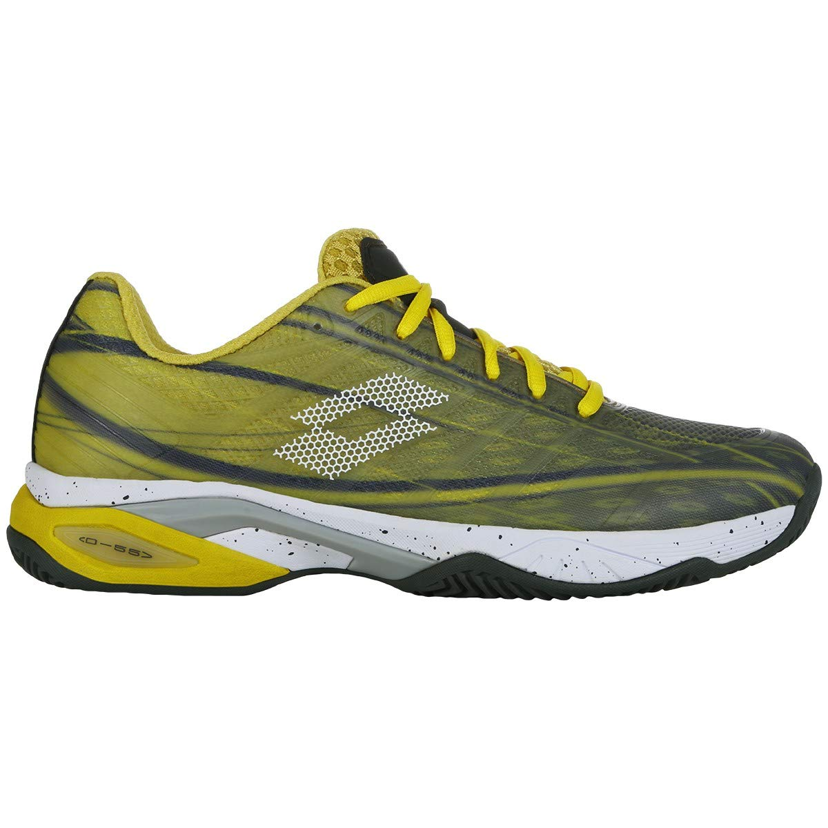 Zapatillas Lotto Mirage 300 Cly Tenis-Padel nº45: Amazon.es ...