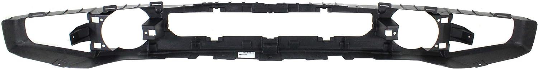 Front Bumper Filler Compatible with HUMMER H3 2006-2010