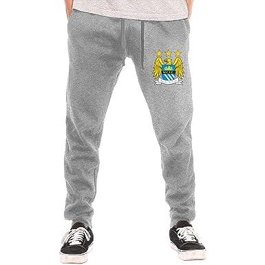 Lemonder The City of Man-Che-st-er - Pantalones de chándal Unisex ...