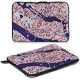 MoKo 13.3-13.5 Inch Sleeve Bag, Neoprene Notebook Case Cover for Apple MacBook Air 13.3