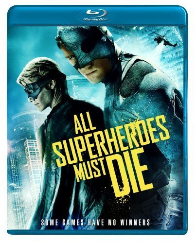 All Superheroes Must Die [Blu-ray] by IMAGE ENTERTAINMENT by Jason Trost