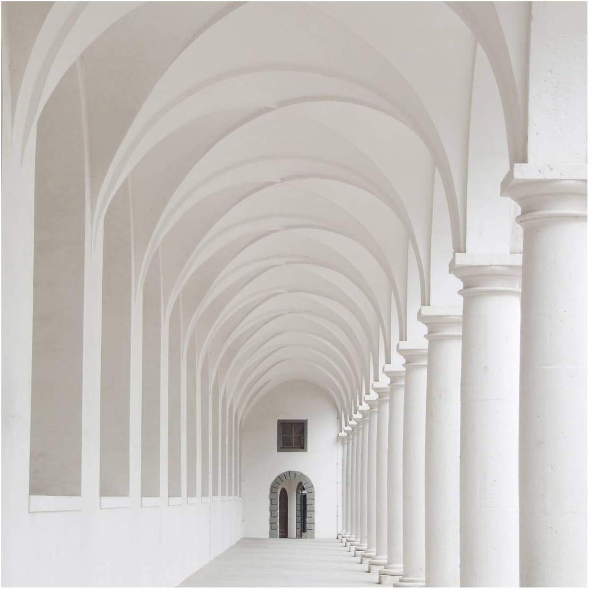Bilderwelten Fotomural Dimensi/ón Alto x Ancho: 192cm x 192cm Arcades Mural cuadrado papel pintado fotomurales murales pared papel para pared foto 3D mural pared barato decorativo