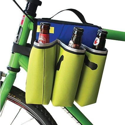 Green Guru Gear Clutch Upcycled Made in USA Bicycle Bike Saddle Bag
