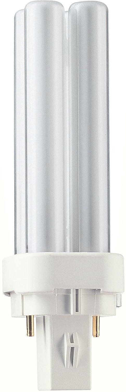 G 24d-1 Philips 13w Master PL-C 13w//840//2P 2-PIN-Cool White-G24d-1 13PLC8402PinB 840 neutralweiss 13 W