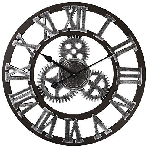 gears wall clock - 8