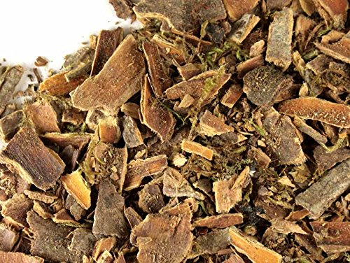 Bulk Herbs: Cascara Sagrada Bark (Wild - Cascara Root Sagrada