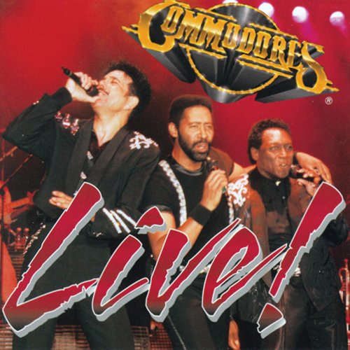 Live: Commodores by Sound Barrier