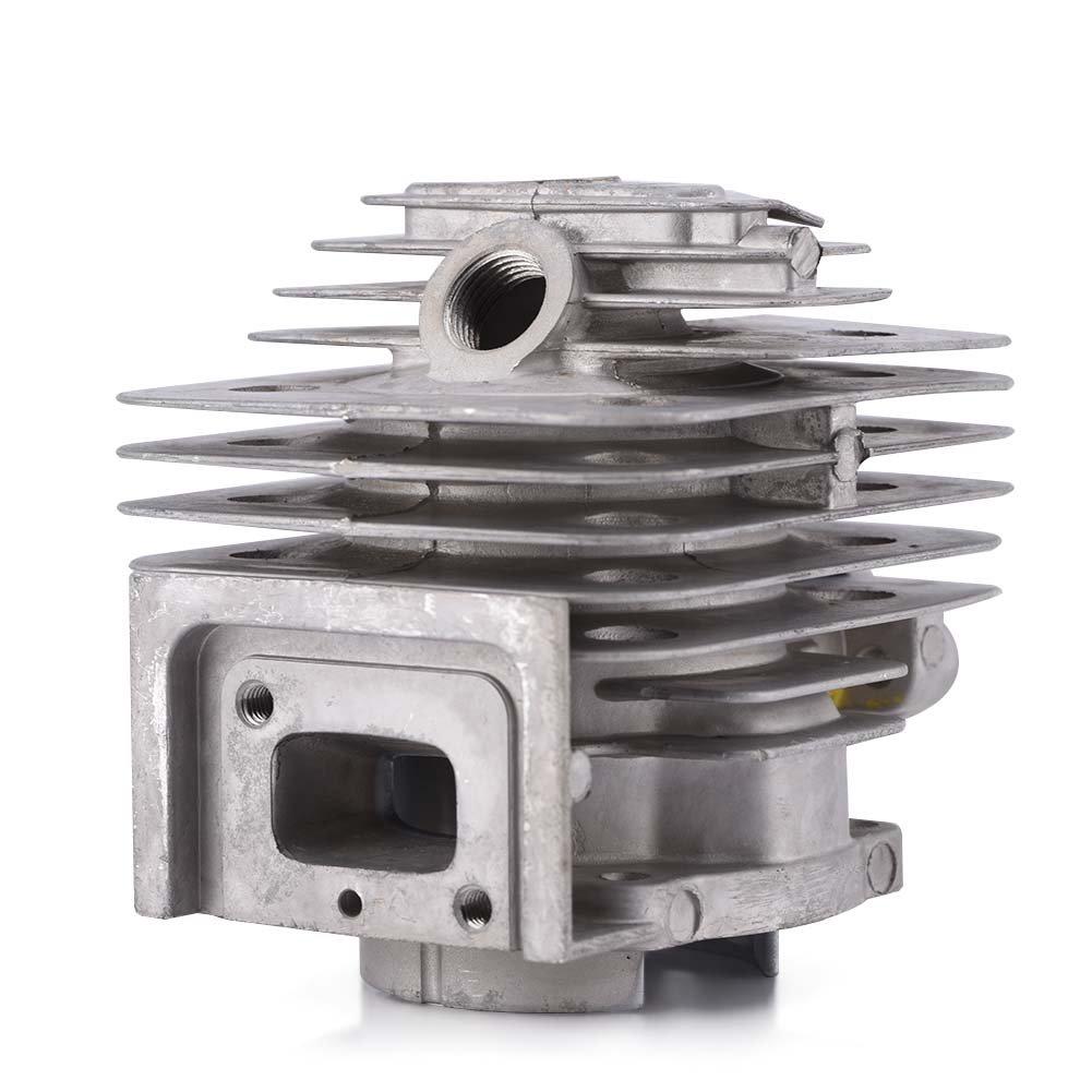 DGTRHTED BGg520 - Juego de Cilindros Juego de Anillos de pistón para Mitsubishi TL52 BG520 Eng. 44MM