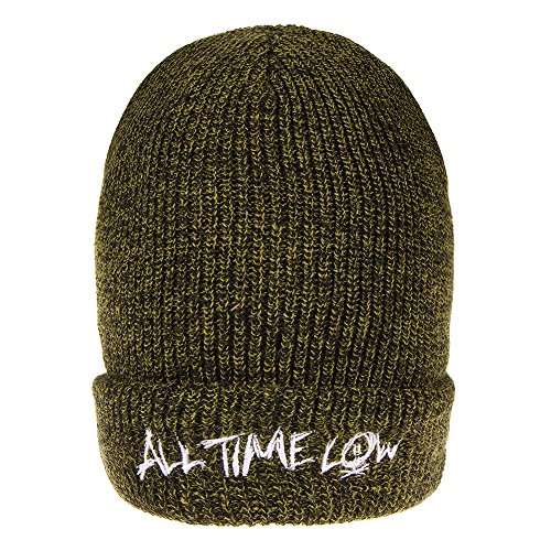 All Time Low Logo Beanie (Green)