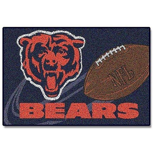 NFL Novelty Rug NFL Team: Chicago Bears