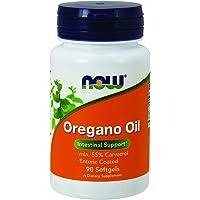 NOW 90 Ct Oregano Oil Enteric Softgels