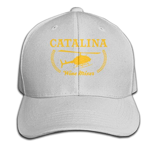 5b1de7d72e6d6 Catalina Wine Mixer Men Baseball Hat Trucker Hat Dad Cap Plain Cap at Amazon  Men s Clothing store