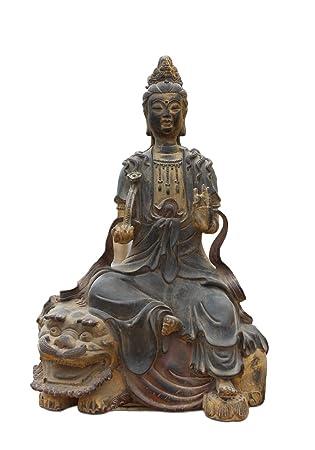 Asien Lifestyle asien lifestyle guanyin bronze buddah figure from china buddha