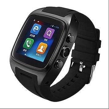 Reloj Inteligente Pulsómetro Reloj deportiva con Control de Sueño,Monitor de Ritmo Cardíaco,Notificaciones
