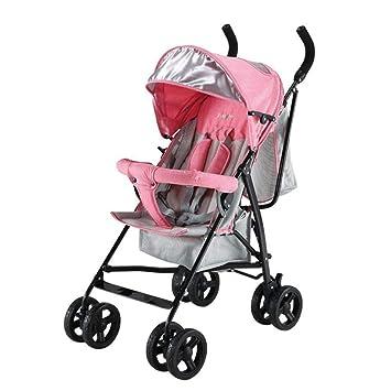 Olydmsky Carro Bebe,Cochecito de bebé Puede Mentira Carrito de bebé fácil Plegable Carro ensanchar Coche Paraguas: Amazon.es: Hogar