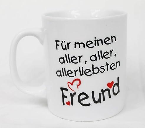 Tasse - Für den besten Freund der Welt - Kaffee Kaffeetasse ...