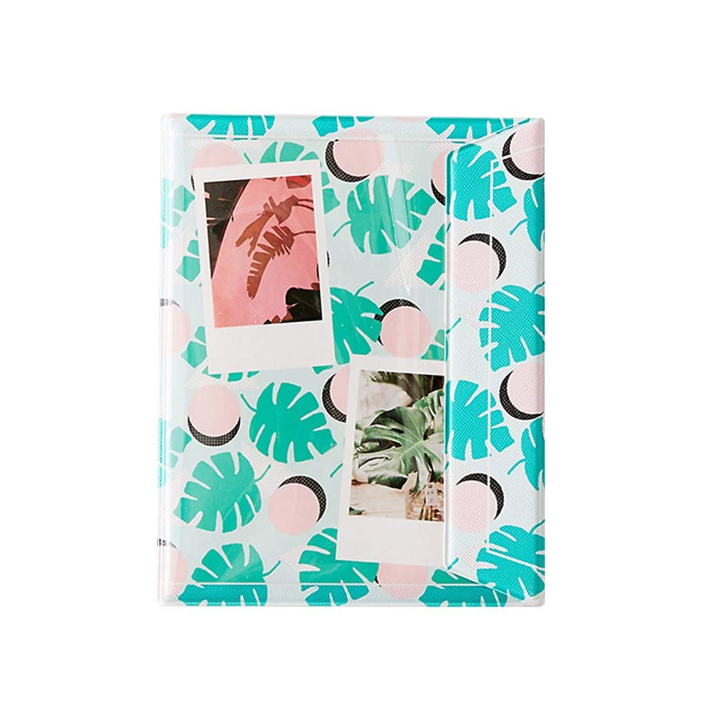 Album Album Book Photo Organizer Pocket Type Album Family Album Best Gift Stamp Book (Color : Green, Size : 20152.5cm) by Photo Albums
