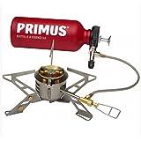 Primus OmniFuel II mit Brennstoffflasche