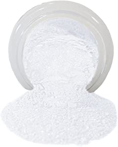 ColorPops by First Impressions Molds Pearl White/Natural/Black/Gray 16 Edible Powder Food Color For Cake Decorating, Baking, and Gumpaste Flowers 10 gr/vol single jar