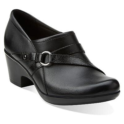 Clarks Genette Arc Womens Heeled Loafers