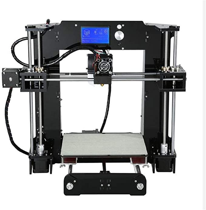 LINDANIG Impresora 3D de Alta precisión Extrusora Reprap Prusa i3 ...