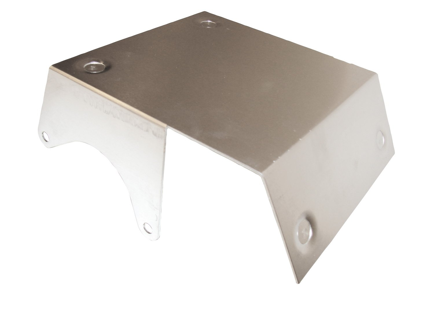 CSI C6070 Polished Starter Heat Shield - Small Block Chevy Competition Specialities