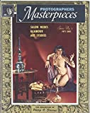 img - for Photographers Masterpieces Magazine Volume 1 Number 1 1957 (Adult Art magazine) book / textbook / text book