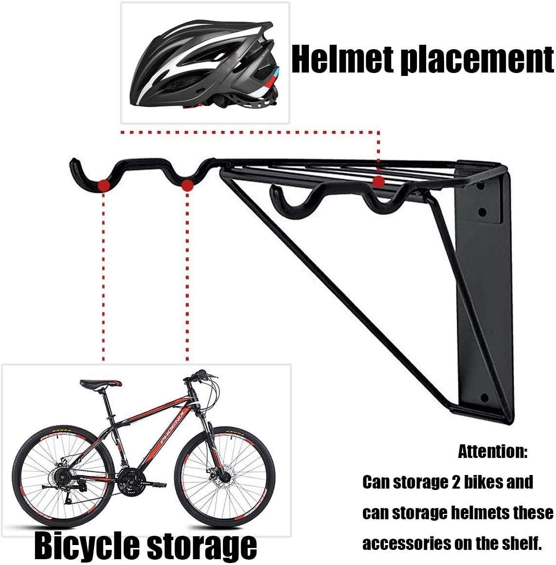 RZiioo Montado en la Pared Bicicleta Plegable Bicicleta Ciclo de ...